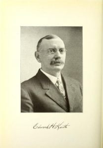 Edward H Keith