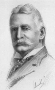 Henry Huttleston Rogers Drawing