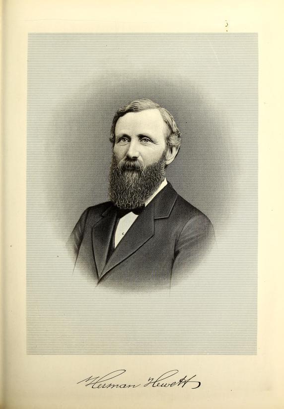 Herman Hewett