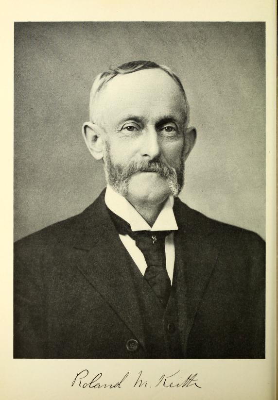 Roland Keith