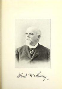 Albert W. Sturdy