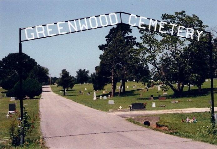 Greenwood Cemetery, Eufala, McIntosh, Oklahoma