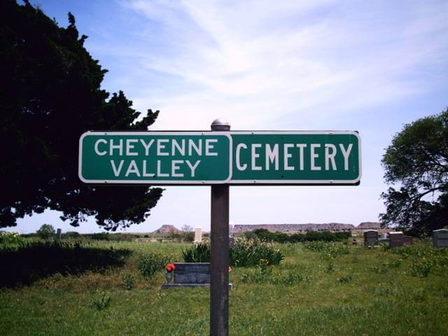 Cheyenne Valley Cemetery - Major County Oklahoma Cemeteries