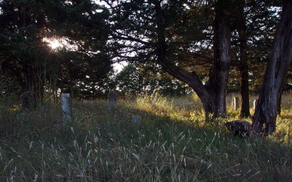 Egypt Cemetery, Pontotoc County, Oklahoma