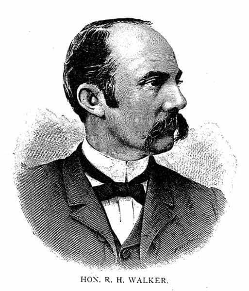 Hon Robert H. Walker