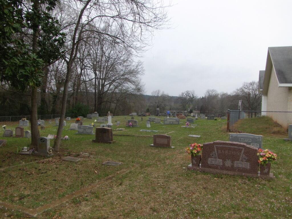 Turkey Creek Cemetery, Hughes Springs, Cass County, Texas