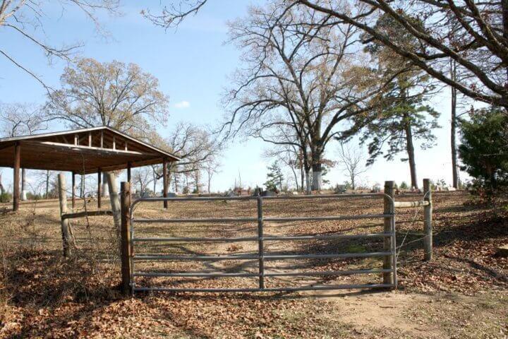Cloudy Cemetery, Cloudy, Pushmataha County, Oklahoma
