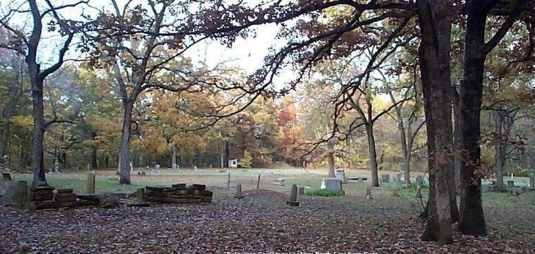 Delaware Cemetery, Dewey, Washington County, Oklahoma