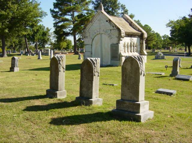 Greenhill Cemetery, Muskogee County, Oklahoma