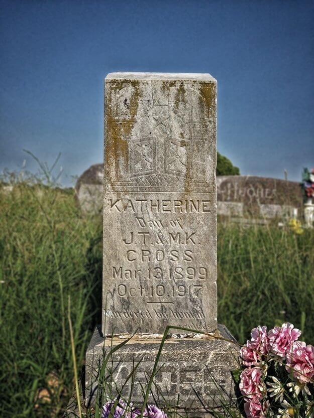 Konawa Cemetery, Konawa, Seminole County, OK