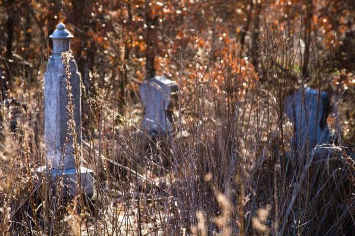 Velma Cemetery, Stephens County, Oklahoma