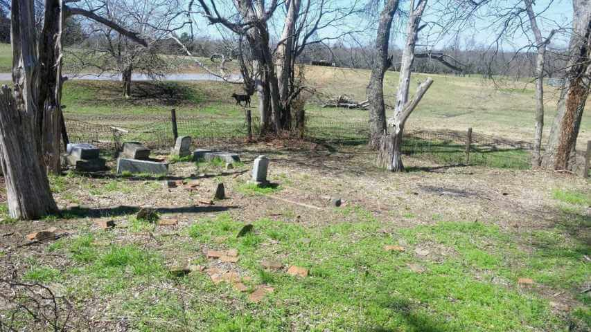 Taylor Family Cemetery in Sherman, Grayson County, Texas