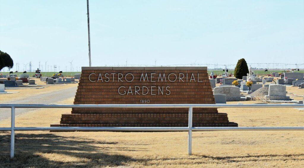 Castro Memorial Gardens, Castro, Texas