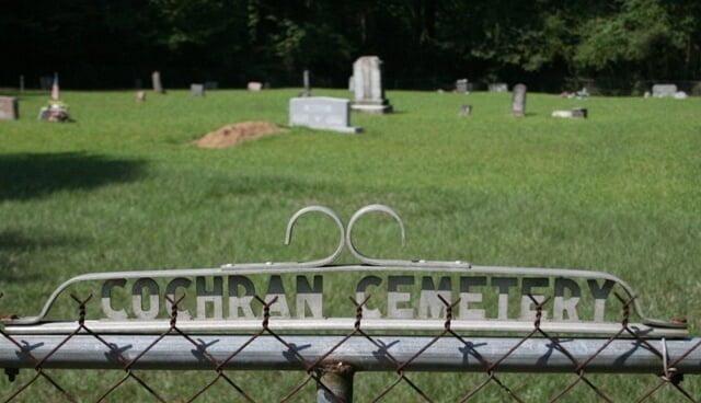 Cochran Cemetery, Cochran, Cochran County, Texas