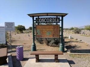 Concordia Cemetery, El Paso, El Paso County, Texas