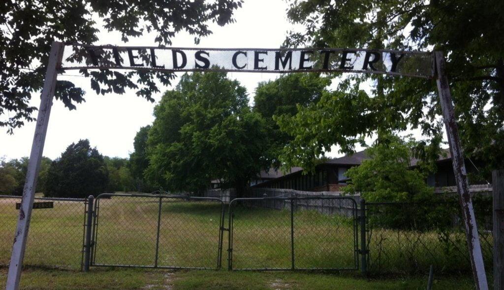 Fields Cemetery, Dallas County, Texas