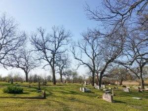 Hughes Cemetery, Avalon, Ellis County, Texas