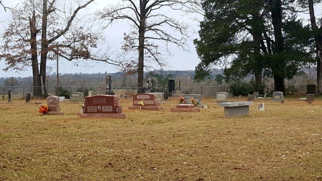 Lone Dove Cemetery, Rusk, Texas