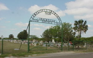 Campacuas Memorial Cemetery, Hidalgo County, Texas