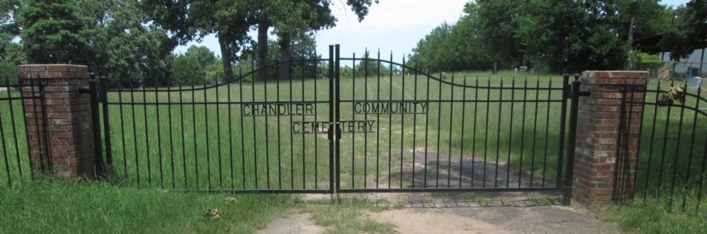 Chandler Community Cemetery, Chandler, Henderson County, Texas