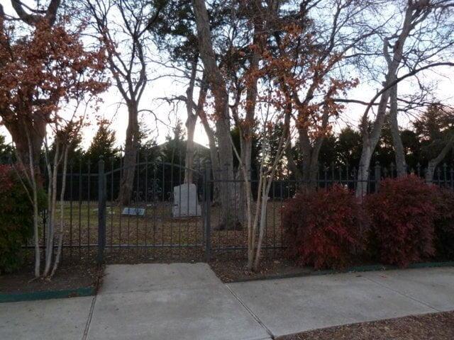 Dunaway Cemetery, Collin County, Texas
