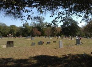 Mount Eden Cemetery, Hickston, Gonzales County, Texas