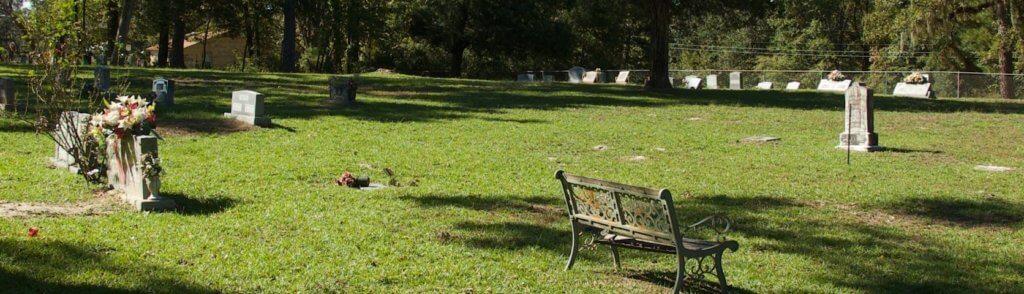 Pleasant Grove Cemetery, Houston County, Texas - FM