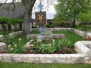 Saint Barnabas Episcopal Columbarium, Fredericksburg, Gillespie County, Texas