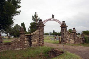 Terrace Cemetery, Post, Garza County, Texas