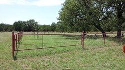 Vanhooser Family Cemetery, Jack County, Texas