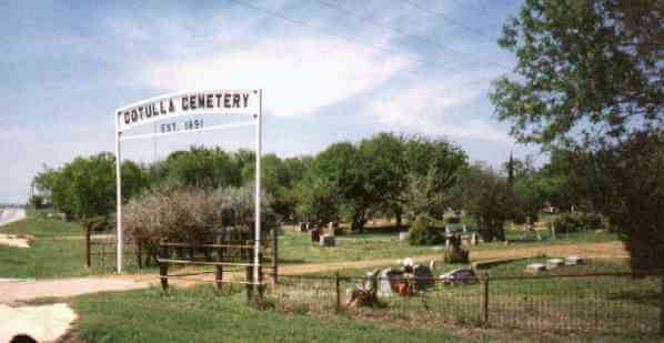 Cotulla Cemetery, Cotulla, La Salle County, Texas