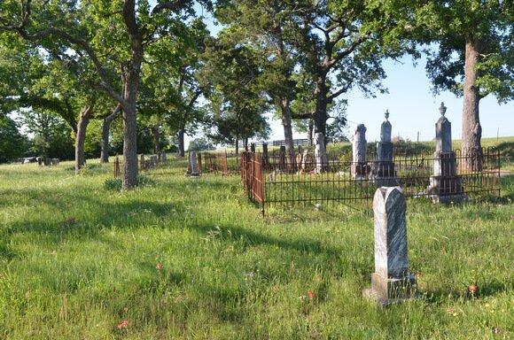 Lee County Texas Cemeteries