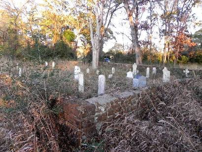 Leon County Texas Cemeteries