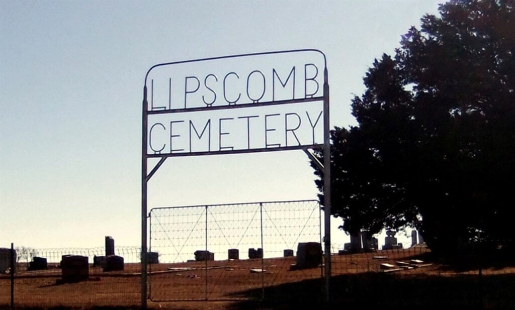 Lipscomb County Texas Cemeteries