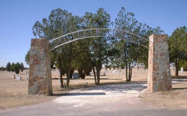 Littlefield Cemetery, Littlefield, Lamb County, Texas