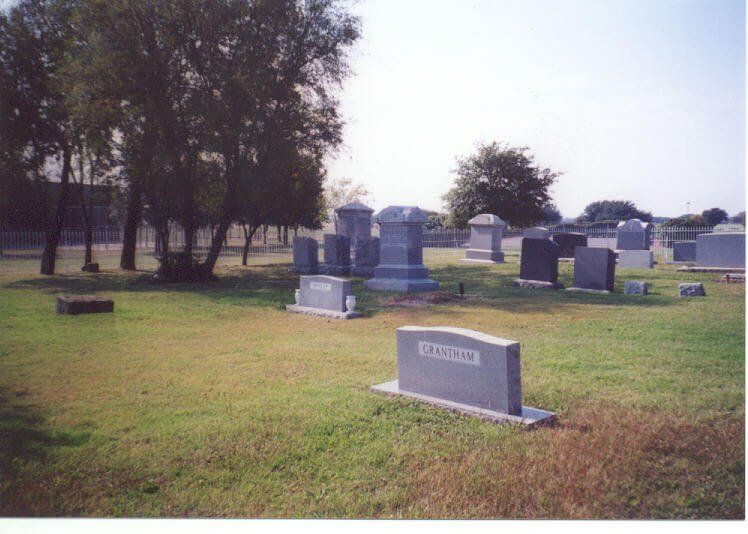 Motley County Texas Cemeteries