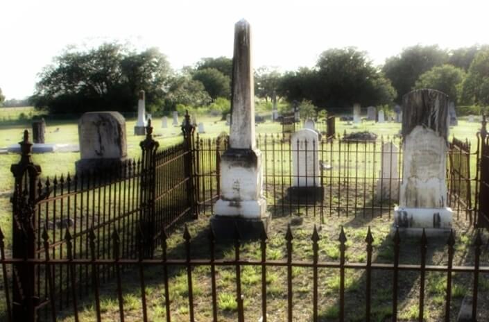 Moulton Cemetery, Moulton, Lavaca County, Texas