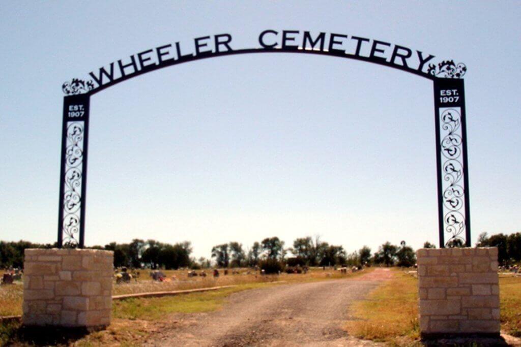 Wheeler Cemetery, Wheeler, Texas