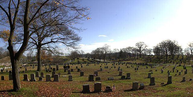 Fairview Cemetery Boston MA