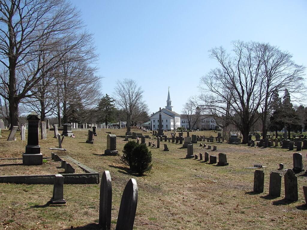 Hanover Center Cemetery, Hanover Massachusetts