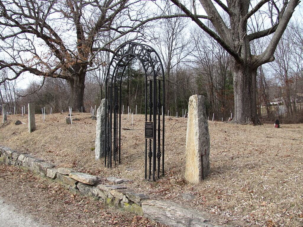 Old Cemetery, Millville Massachusetts