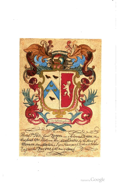 Watson Coat of arms