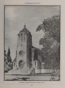 Saint Adalbert Church, Enfield, Connecticut in 1927
