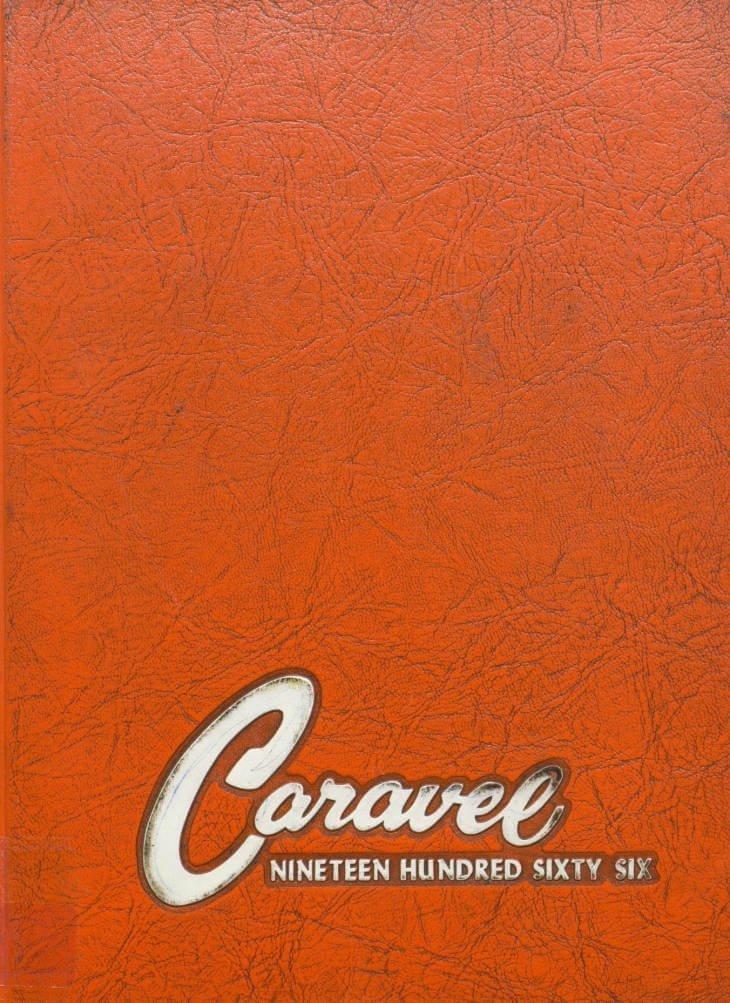 1966 Caravel, Berry High School Yearbook, Birmingham, Alabama