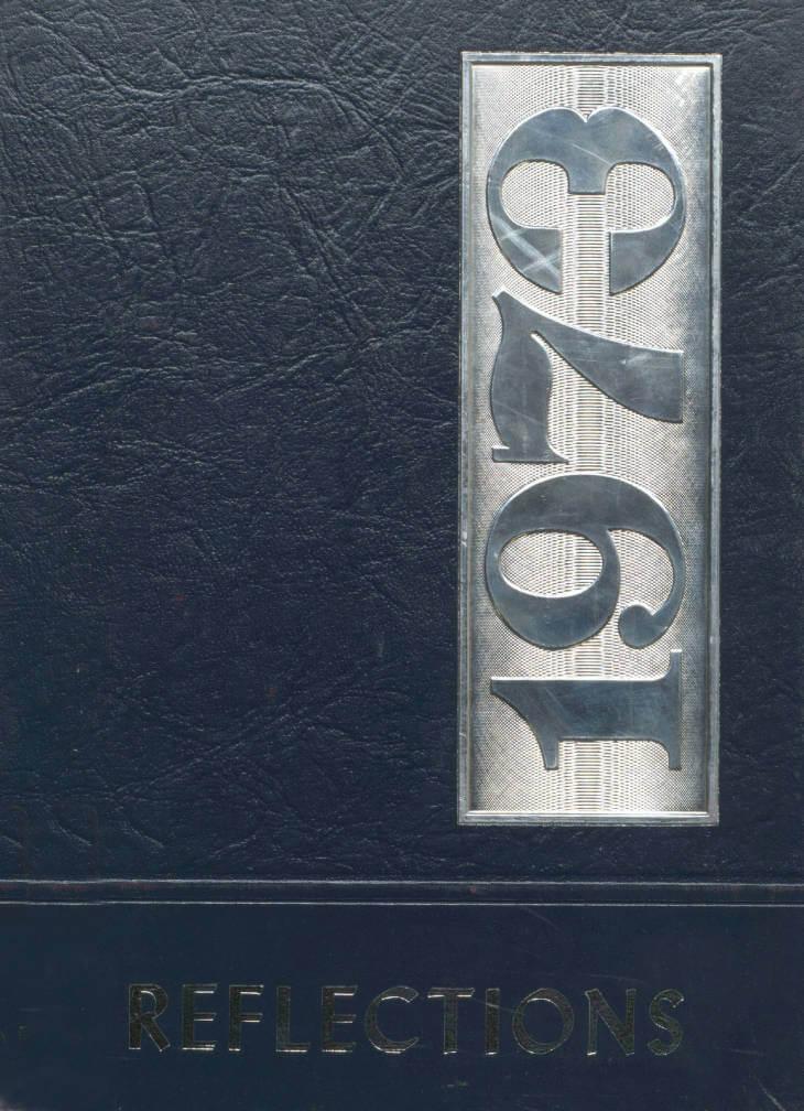 1973 Reflections, Bessemer Academy, Bessemer, Alabama
