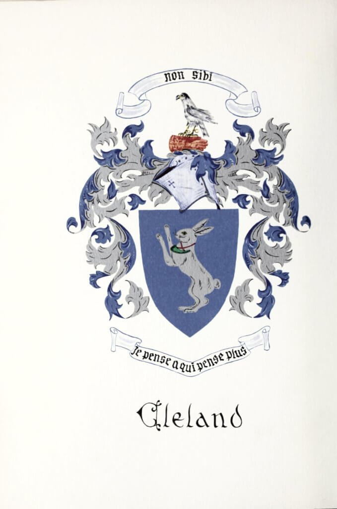 Cleland Coat of Arms