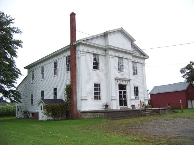 List of the members of the Baptist Church in Sardinia, Erie County, New York 1