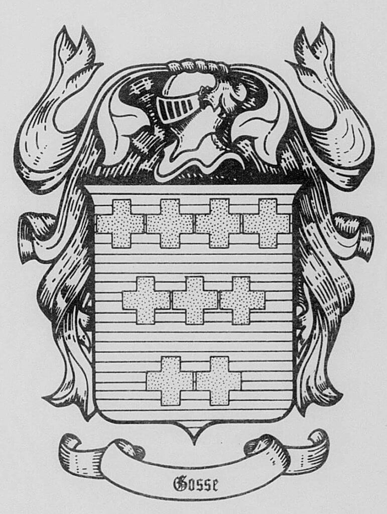 Gosse Coat of Arms